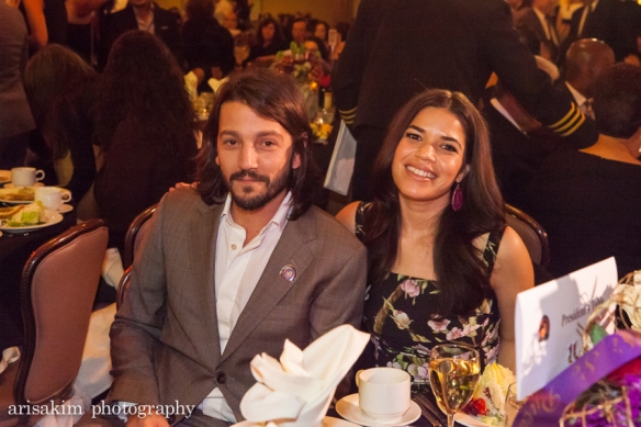 Diego Luna and America Ferrera